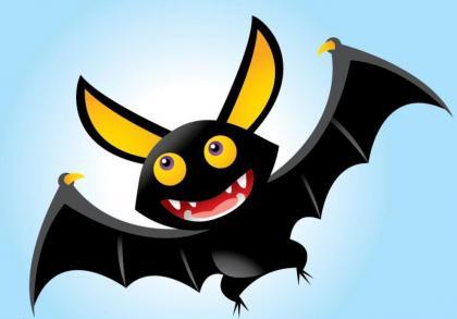 可悲的蝙蝠...