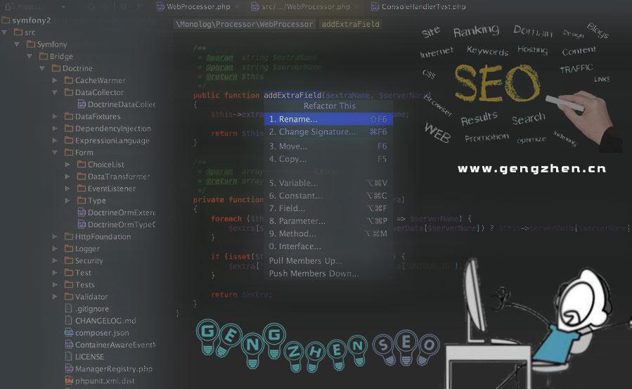 搜索引擎优化技术及seo容易忽略的细节部分